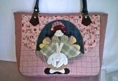 Lady bag by Munkongshop on Etsy, $176.00