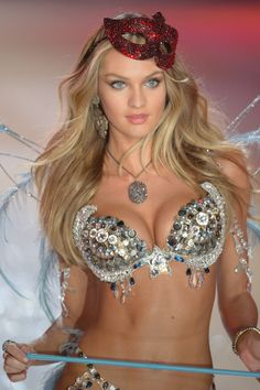 The 2012 Victoria's Secret Fashion Show airs on Tuesday Dec. 4th at 10/9c on CBS! London Jewelers is the official jeweler of the show! Don't miss it!