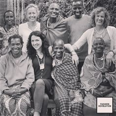 Say hello to the makers of SIDAI! #whomademyclothes #fashrev @fash_rev  SIDAI know who made their products!  Buy clothes you can be proud to wear. Join the revolution!  IN STORE NOW!  @sidaidesigns combine their passion for hand-made  high end jewelry with traditional beading techniques of the Maasai tribe whose rich cultural heritage is at the heart of their business values  They believe it is vital for workers to have economic stability  so they may sustain themselves their families  and…