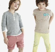 Zara Kids Spring/Summer 2012