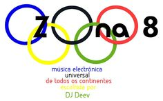 Zona 8 radioshow, universal electronic music from all continents