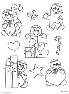 moldes de fomi para navidad flores yonaimi | ... de navidad para manualidades II - Manualidades en Goma Eva y Foami