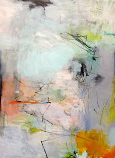 "Charlotte Foust, ""Summer's Journey"", Oil on Canvas, 40x30 - Anne Irwin Fine Art"