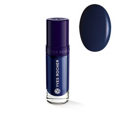 Yves Rocher Botanical Color Nail Polish - Violet Blue - http://47beauty.com/nails/index.php/2017/02/13/yves-rocher-botanical-color-nail-polish-violet-blue/ Yves Rocher Botanical Color Nail Polish – Violet Blue  Looking for shiny and vibrant colors? Discover our new 50 Nail Polish shades! Nature is a nail artist, revealing and magnifying its most beautiful creations.Bright, vibrant colors and intense shine, varied in the infinite richness of the botanical world to satisf
