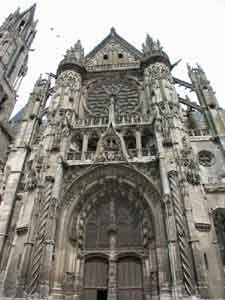 transepto de la catedral de senlis - Buscar con Google