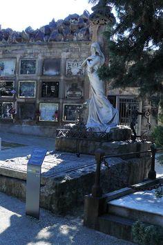 Cuaderno de viajes: Cementerio de Monjuïc