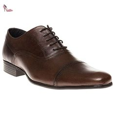 Red Tape Almond Homme Chaussures Marron - Chaussures red tape (*Partner-Link)