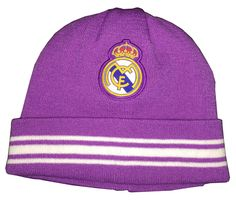 79e839f6ab6 Real Madrid FC Team Beanie (Reversible) Real Madrid Soccer