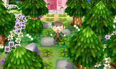 acnl stepping stone qr - Google Search