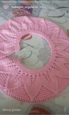 Granny Style Crochet For Kids Knit Crochet Baby Dress Crochet Earrings Baby Kids Knit Patterns Coast Coats Knitted Baby Baby Knitting Patterns, Knitting For Kids, Crochet For Kids, Baby Patterns, Free Knitting, Knit Crochet, Knitted Baby, Knit Baby Dress, Crochet Baby Dresses