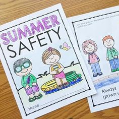 Our Summer Safety un