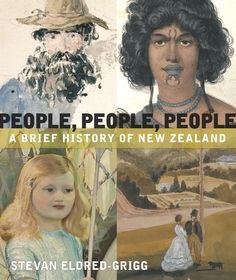 People, People, people, by Steven Eldred-Grigg