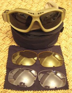 Revision Military Eyewear Bullet Ant Tactical Goggle in Tan adc4f4caef63