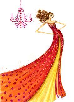 illustrations by bella pilar images   Daniela Brum: Illustrator - BELLA PILAR