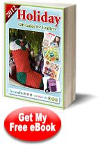 2012 holiday gift guide for crafters ebook