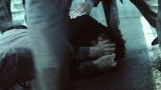 """""""NO! Leave him alone! PLEASE!"""" One of the boys pushed me back into his gang. They held me back as I squirmed in their arms, useless. Ash covered his face, unable to move. Over and over and over, the boys kicked at his stomach, leaving bruises and scars. I could do nothing..."""