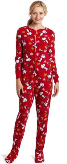 Adult Footsie Pajama 55