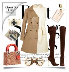 """""""#820"""" by lilikiss ❤ liked on Polyvore featuring H&M, Miu Miu, Michael Kors, Lomography, Gucci and Tom Ford"""