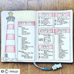 I have a soft spot for #lighthouse. How amazing is this one from @hhbujo? #Repost @hhbujo (via @repostapp) ・・・ Last week all done, to see it nude tap #hhbujoweekly  See that rubbish little sewing machine doodle on Wednesday?  That's there cause I made my