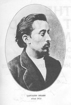 Lafacadio Hearn, 1873