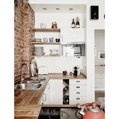 8 Smart Ways to Organize a Small Kitchen | FWx