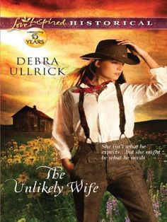 The Unlikely Wife (Love Inspired Historical) by Debra Ullrick http://www.amazon.com/dp/B006847B0E/ref=cm_sw_r_pi_dp_IzTDwb075KH0H