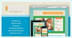 12 Awesome Kindergarten Website WordPress Themes