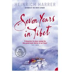 Buy Seven Years in Tibet by Heinrich Harrer at Mighty Ape NZ. Imprisoned in India by the British when WWII was declared, Austrian climber Heinrich Harrer escaped, crossing the Himalayas to Tibet. Settling in Lhas. Vigan, Got Books, Books To Read, Seven Years In Tibet, The Incredible True Story, Book Photography, Landscape Photography, Portrait Photography, Wedding Photography