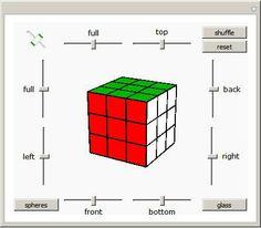 The Rubik's Cube: 40 Years of Geometrical Abandon—Wolfram Blog
