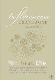 N.V. Roses de Jeanne / Cedric Bouchard Champagne Inflorescence Blanc de Noirs.  One of my favorite champagnes.