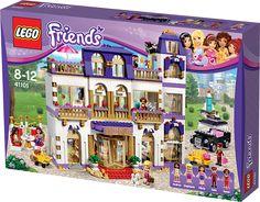 LEGO FRIENDS 41101 Heartlake Grand Hotel | Legetøj fra BR