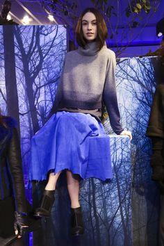 Elie Tahari Ready To Wear Fall Winter 2015 New York