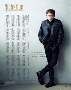 BAILA digital magazine 2PM