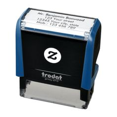 Simple Return Address Custom Text Self-inking Stamp #personalized #rubberstamps Custom Self Inking Stamps, Custom Rubber Stamps, Akita Dog, Address Stamp, Return Address Labels, Business Names, Business Logo, Business Company, Corporate Business