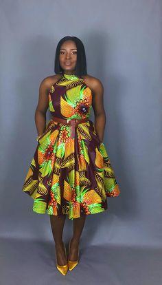 New Africa fashion clothing looks Hacks 3391785114 African Print Dresses, African Print Fashion, Africa Fashion, African Fashion Dresses, African Dress, Fashion Outfits, Fashion Tips, African Attire, African Wear