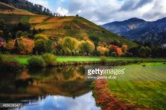 Stock Photo : Autumn in Germany