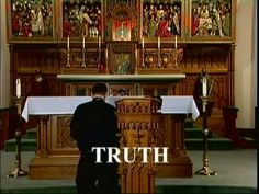 """Father Larry Richards - """"The Truth"""".  I would love to have him come to our parish!!! He is a dynamic speaker for God."""