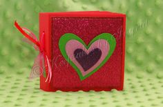 """February giveaway!!! Go like my Facebook page Keepsakes by Ingrid and share the giveaway post on Facebook and you'll be entered to win this Valentine's Day """"10 THings I love about you"""" mini book"""