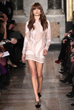 Emilio Pucci RTW Fall 2013 - Slideshow - Runway, Fashion Week, Reviews and Slideshows - WWD.com
