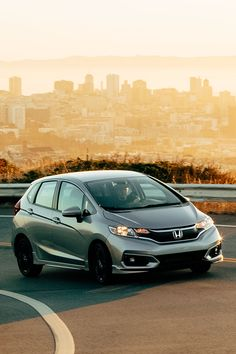 Go on a journey in the sporty Honda Fit. This versatile subcompact comfortably seats up to five, so bring your friends and family. Or fold down your seats into Utility Mode to fit all your gear! Honda Jazz, Honda Fit, Japan Cars, Small Cars, Rat Rods, Automobile, To Go, Journey, Sporty