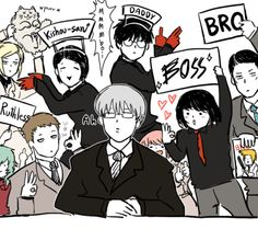 Arima is boss <3 - CCG fun - Tokyo Ghoul