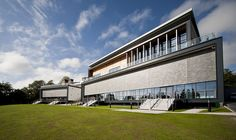 Performance centre, Falmouth. Arts and performing spaces for the Falmouth campus of Combined universities Cornwall.