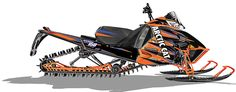 Arctic Cat M8000 David McClure Edition - http://www.reflexsnowmobiling.com/snowmobiling-blog/entry/everything-you-need-to-know-about-the-2015-arctic-cat-snowmobiles
