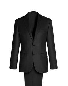 7c62e5a0e3f BRIONI Black Madison Suit Suits   Jackets Man f Men s Suits