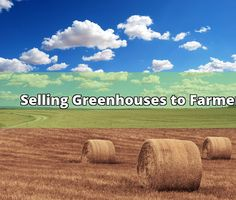 Farmers face many challenges when working on the land due to the changes of weather and providing the sufficient nutrients to their plants. They have also to be prepared to fight with pests and diseases to achieve the target of harvesting the maximum out put from the grown plants. The proper and proven... - #greenhouse #farmer #weather #atmosphere