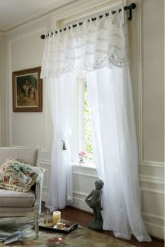 Camille Drapery Panel from Soft Surroundings