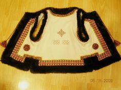 Ukrainian Hutsul vest