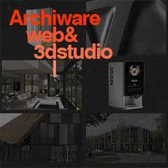 Archiware web & 3D studio