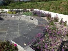 Image Result For Garden Patio Design Liscannor Slabs