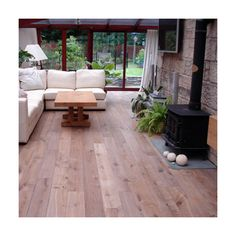 Modern Floorboards Design, Pictures, Remodel, Decor and Ideas - page 6 Wood Burner, New Living Room, Next At Home, Floor Design, Home Kitchens, Patio, Interior Design, House Styles, Outdoor Decor